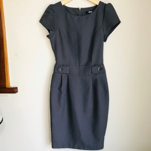 ASOS • Grey Pencil Dress